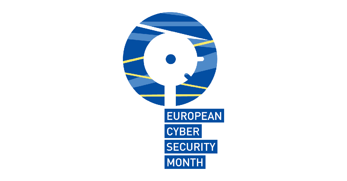 Lokakuu on European Cyber Security Month