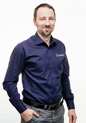 Mika Lindberg, toimitusjohtaja, Opsec Oy