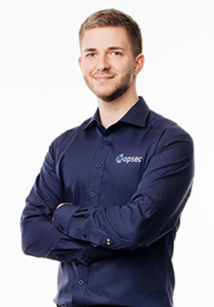 Mika Mäkelä, ohjelmointi, Opsec Oy